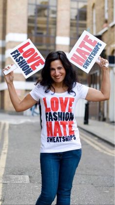 Slave to Fashion - @safiaminney's book raises awareness of modern slavery in the fashion industry, shows how it can be eradicated by business & consumers.  : #LoveFashionHateSweatshops