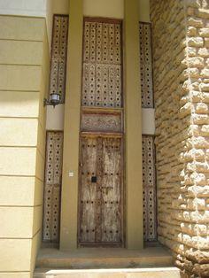 Lamu Door - See through design
