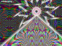 Cosmic Art by vandergreg AKA purple64ets