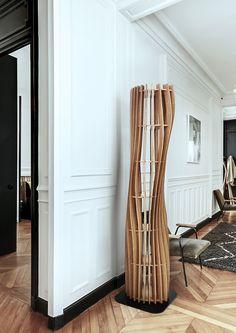 """""""Rouah 200"""" Étagère-colonne / Sculpture"""