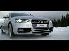 #Winter in #Finland: Audi quattro -mainos - #talvituleetaas