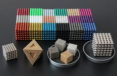Colorful Buckyballs Diameter 5mm/3mm Neocube Magic Cube Puzzle Magnetic Magnet Balls Spacer Beads Education Toy+Gift Box Free Shipp Mtg Cubes Solving Puzzle Cube From Iver, $10.2| Dhgate.Com