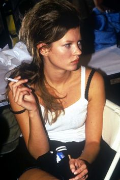 Kate Moss young From Kate Jam & Diamonds