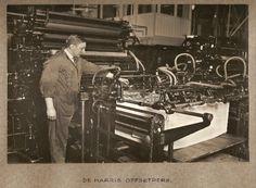 #verkade #picture #cards #verkadeplaatjes  #Harris #offset #Press