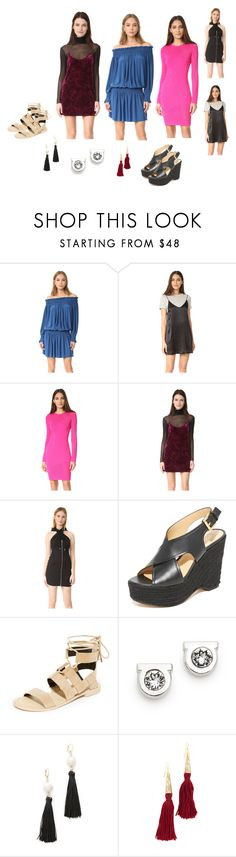 """""""Outlander Style..##"""" by yagna ❤ liked on Polyvore featuring Norma Kamali, Kendall + Kylie, Thierry Mugler, Only Hearts, Moschino, MICHAEL Michael Kors, Rebecca Minkoff, Salvatore Ferragamo, Kate Spade and Vanessa Mooney"""
