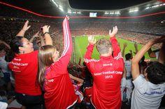 #Junior #Football #Soccer #Camp #Allianz #focitabor #2015 #Bayern #Munchen #München #sport #AJFC