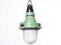 CCCP hanglamp Mijnwerk lamp