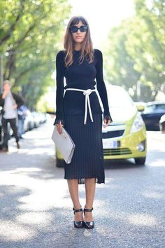 Fall date night outfit ideas we love! Click for more