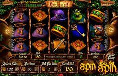 Magic mushrooms игровой автомат