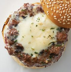 Buttery Burgers are burgers like no other. They are super juicy and the tarragon butter adds extra flavor too.