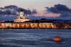 Helsinki Skyline. #travelscandinavia
