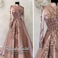 Swans Style is the top online fashion store for women. Shop sexy club dresses, jeans, shoes, bodysuits, skirts and more. Muslimah Wedding Dress, Muslim Wedding Dresses, Muslim Dress, Bridal Dresses, Prom Dresses, Hijab Evening Dress, Hijab Dress Party, Evening Dresses, Mode Abaya