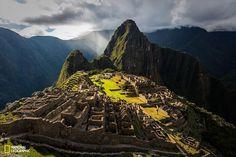 A Atmosfera Mística de Macchu Pichu, Peru