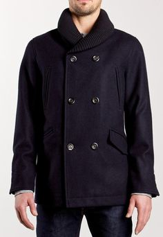 Peacoat Shopping Guide - The Best Peacoats for Men 2012 - Esquire