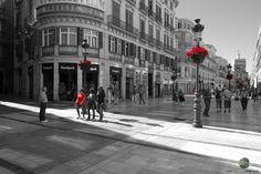 Malaga Malaga, Street View, Travel