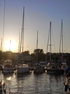 #Waxholm #Sverige #Sweden #sailing #boats