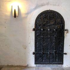 Kleine Kirchentür