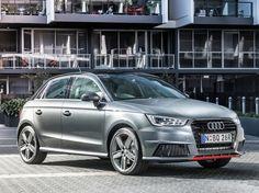 Audi A1 Sportback TFSI S line AU-spec (8X) '2015