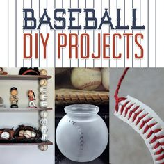 Baseball DIY Projects - The Cottage Market