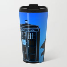 Tardis With The Third Doctor - $24