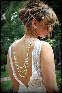 15 razões para amar noivas de COLAR!