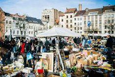 Bruxelles: 16 spots à découvrir absolument dans les Marolles