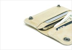 Portel iPhone Leather Wallets