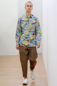 Comme des Garçons Shirt Autumn/Winter 2017 Menswear Collection | British Vogue