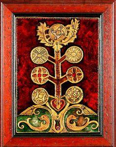 A MAGYAROK TUDÁSA: Mágikus világkép és rovások - Világfa - Életfa - Égigérő fa - Tetejetlen fa David, Julia, Milky Way, Deities, Hungary, Mystic, Folk Art, Techno, Mandala