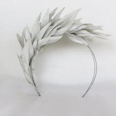 Olympia bridal tiara hair accessory/bridal by ElenaShvabMillinery
