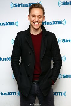 Tom Hiddleston at the SiriusXM Studios 6.3.2016 New York From http://tw.weibo.com/torilla/4082505567188322