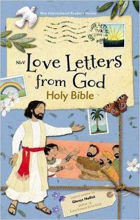 NIrV Love Letters from God Holy Bible by Glenys Nellist Book Review @glenysnellist @zphcom
