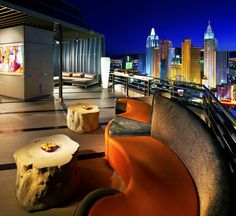 MGM Grand Hotel Rooftop, Las Vegas