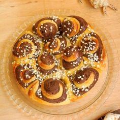 Vanilla Choco Swirl Brioche