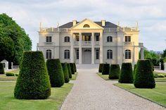 Pałacyk, dom wielopokoleniowy, energooszczędny firmy ArtHauss