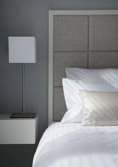 Interior design by Nancy Torreele, beautiful minimalist lamp design _