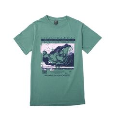 Premium cotton Basic Instinct T-Shirt from Brain Dead.
