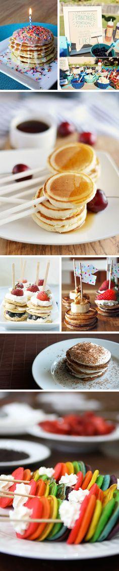 Pancake day! Fab ideas for pancakes