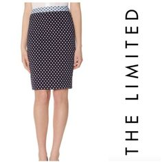 {The Limited} High Waist Pencil Skirt In love with this skirt... Just too big on me now. See third pic for item description. The Limited Skirts Pencil