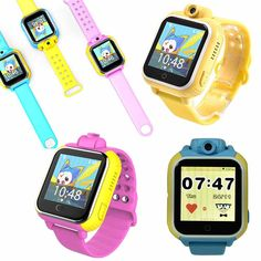 2017 Smart watch Kids Wristwatch Q730 JM13 3G GPRS GPS Locator Tracker Smartwatch Baby Watch With Camera For IOS Android PK Q70  #Affiliate