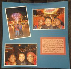 Thanksgiving 2016 Las Vegas Trip- Freemont Experience