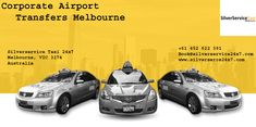 The #corporate #taxis provide excellent customer #service, by providing you the #best #services in return for your payment. #Silver #Services #Taxi #Cab has been able to maintain high standards with regards to all its #services, #corporate taxi services in particular. The high standards are demonstrated by a system of pre-booking a taxi to Melbourne airport.