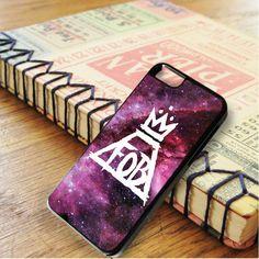 Fall Out Boy Logo Nebula iPhone 6|iPhone 6S Case