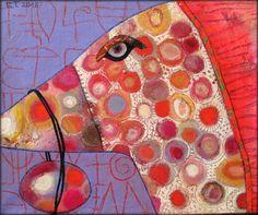 The Art of Fibrite, Elketrittel, mixed media artist.  IMG_4787s