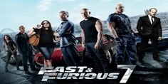 Fast and Furious 7 The Movie