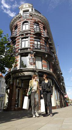 Découvrez la ville d'Anvers sur notre site www.theplaceto.be Crédit : Milo Profi