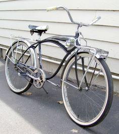 Vintage Schwinn Bikes, Retro Bicycle, Vintage Bicycles, Beach Cruiser Bikes, Cruiser Bicycle, Cool Bicycles, Cool Bikes, Lowrider Bike, Vintage Menu