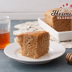 Honey Cake, Jewish Recipes, Rosh Hashanah, Vanilla Cake, Banana Bread, Cake Recipes, Vegetarian, Baking, Soups