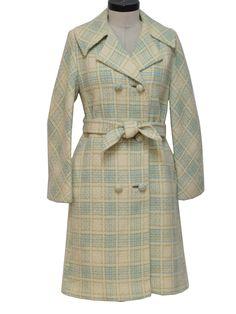 Vintage coat from Rusty Zipper