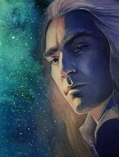 Thranduil sketch by kimberly80 on DeviantArt. Wow!